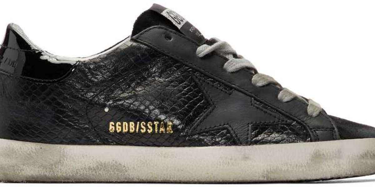 Golden Goose Shoes walking
