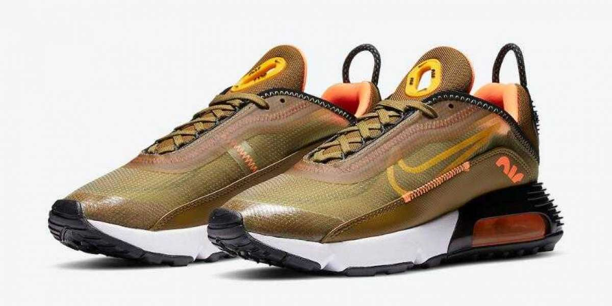 Buy Nike Air Max 2090 WMNS Olive Flak University Gold DC1875-300