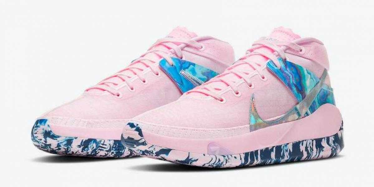 Fashionable Nike KD 13 Aunt Pearl to Releae on October 24, 2020