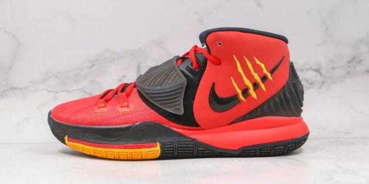 CJ1290-600 Nike Kyrie 6 Bruce Lee Red Black Online Sale