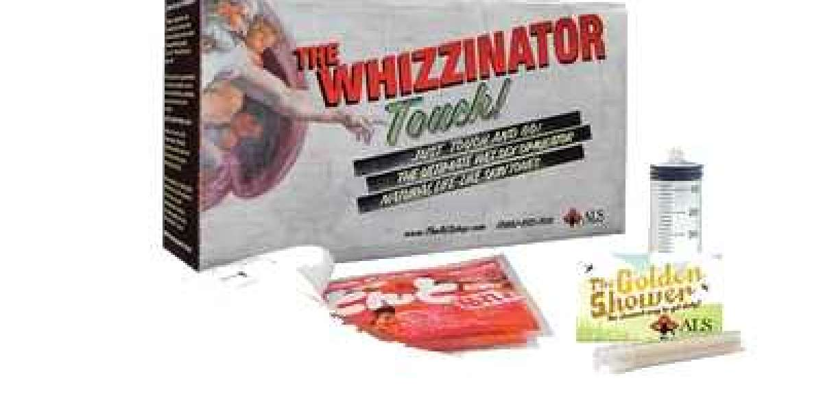 The Guide To Whizzinator Explained