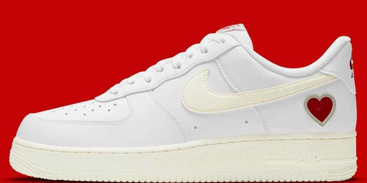 The Cool Nike Air Force 1 Low Valentine's Day Release Next Month