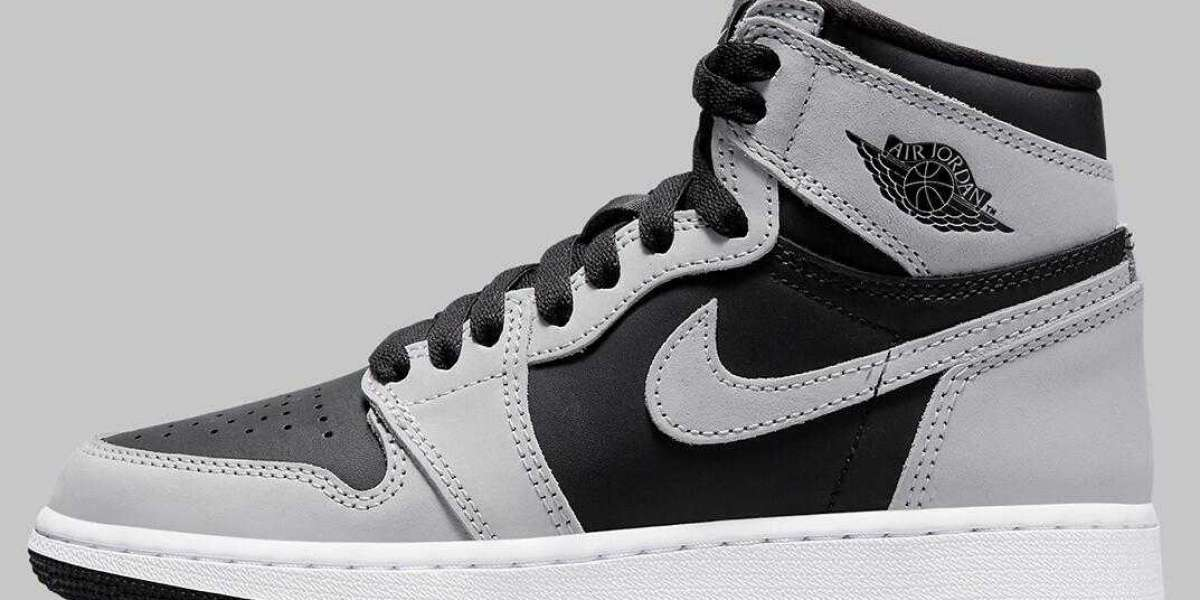 """New Air Jordan 1 Retro High OG """"Shadow 2.0"""" Is Dropping In Kids Sizes"""