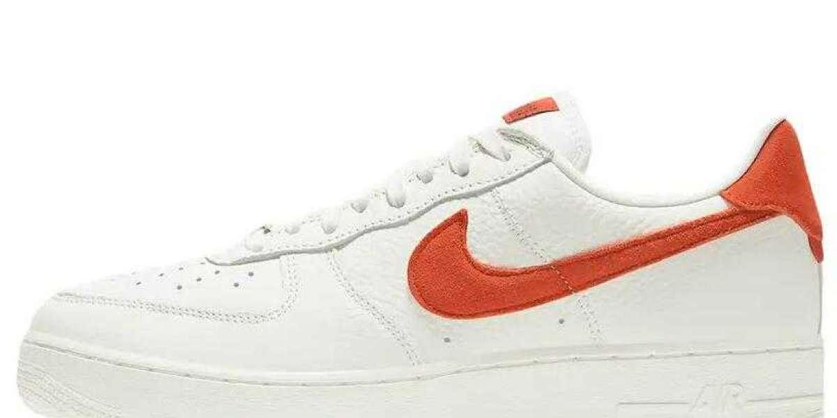 Buy Cheap Price Nike Air Force 1 Low Craft Mantra Orange