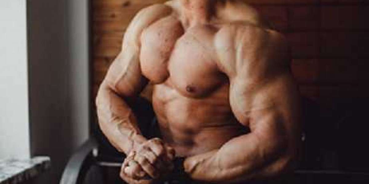 The Anabolic Advancement associated with Present Bodybuilding