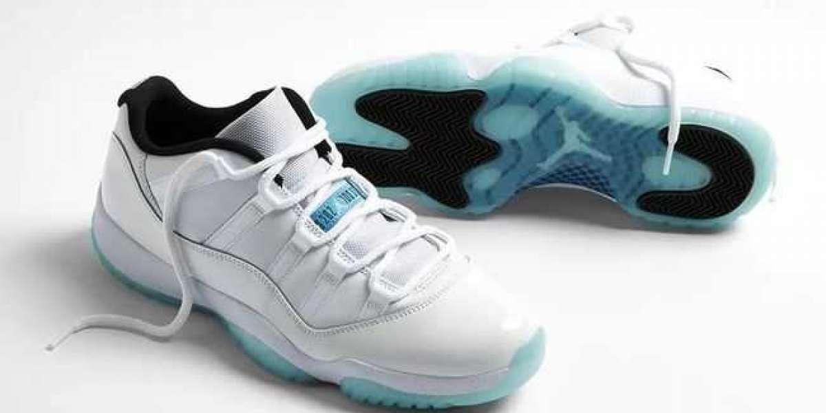 "Air Jordan 11 Low ""Legend Blue"" AV2187-117, Nike LeBron 8 V2 Low ""Miami Nights"" DJ4436-100 full retu"