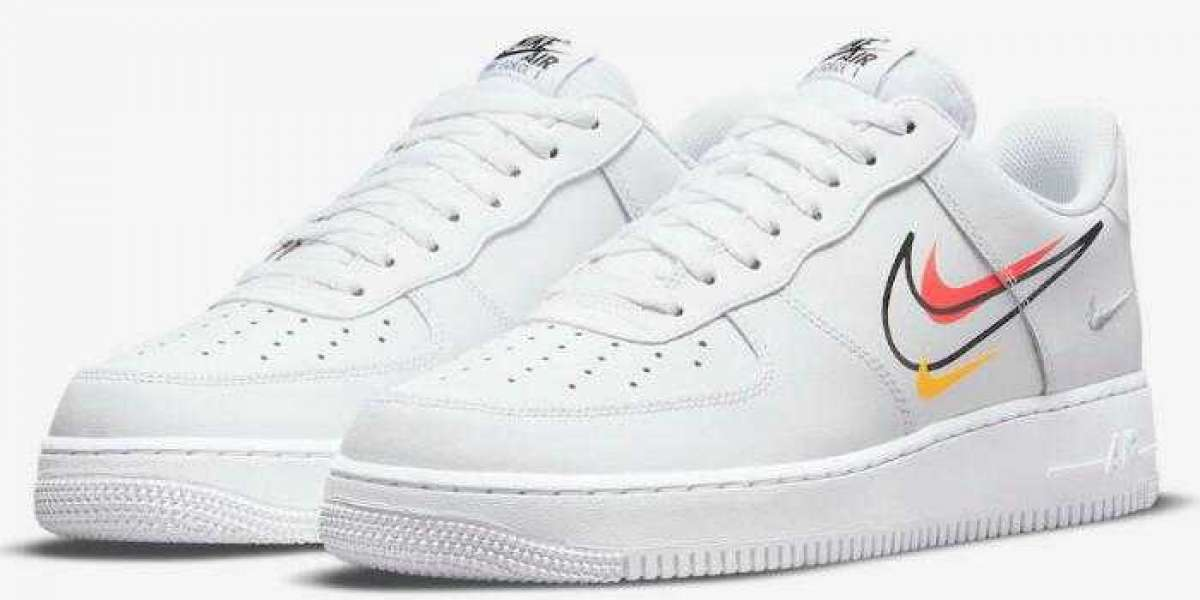 Another Air Force 1 Low Multi-Swoosh to Debut this Week
