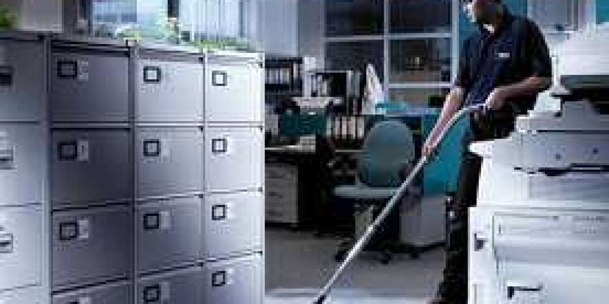 Make Everything Easy With Commercial Cleaning Sunderland
